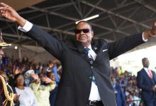 President Mutharika of Malawi