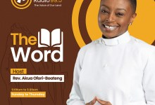 Photo of Begin your day with The Word on Asaase Radio with Reverend Akua Ofori-Boateng