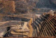 Zambian copper mine