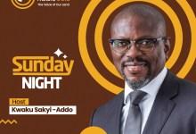 """Photo of Kwaku Sakyi-Addo Hosts """"Sunday Night"""" On Asaase Radio"""
