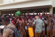 Photo of GES interdicts headmistress of KNUST SHS over student's death