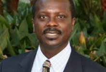 "Professor Stephen Kwaku Asare (""Azará)"