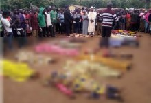 Photo of Gunmen invade village in southern Kaduna, killing 21