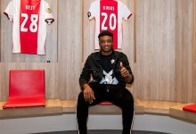 Kudus Mohammed, moving from Nordsjælland to Ajax