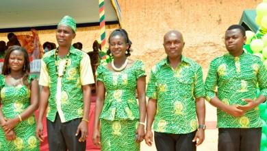Staff of Adiembra SHS, Sekondi