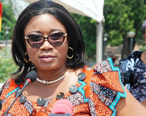 Cynthia Mamle Morrison, Minister of Gender, Children and Social Protection