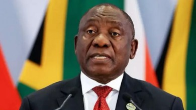 Photo of South Africa's Ramaphosa faces no-confidence vote 3 December