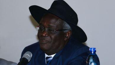 Professor Kwamena Ahwoi