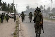 Mozambique rebels