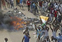Photo of Ouattara's third-term bid sparks protests inCôte d'Ivoire
