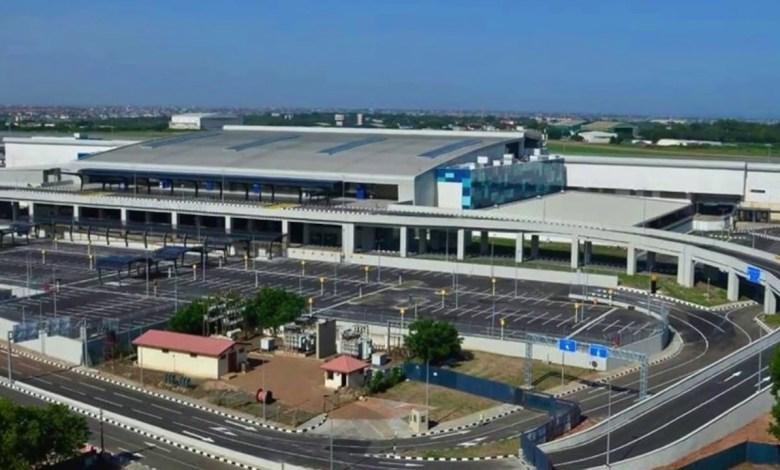 Kotoka International Airport, Terminal 3
