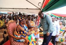 Photo of Akufo-Addo commences five-day tour of Western and Central Regions
