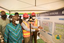 Photo of Work on €32 million 100-bed district hospital for Shama takes off