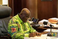 Photo of President Akufo-Addo gives assent to MIIF Amendment Act