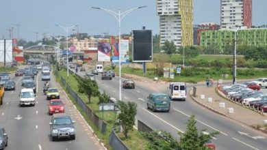 Photo of Major roads in Accra still closed to traffic for ECOWAS meeting