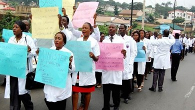 Photo of Doctors in Nigeria finally call off strike