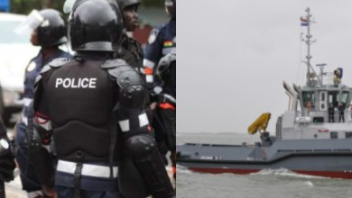 Photo of Ghana collaborates with neighbours to search for two Koreans kidnapped at sea