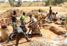 galamsey small scale mining
