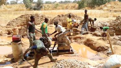 "Photo of Cocoa farmers in Wassa resort to ""galamsey money"" to maintain farms"