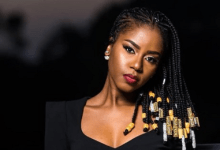 Photo of Strive for success to match men, MzVee urges female artistes