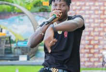 """Photo of """"After the clash, COVID will be crushed,"""" says Stonebwoy"""
