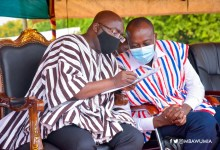 Photo of You cannot win Election 2020 with tribalism, Vice-President Bawumia tells Mahama