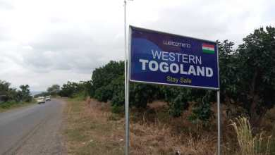 "Photo of Arrest ""financiers'' of Western Togoland rebels now, says security expert"