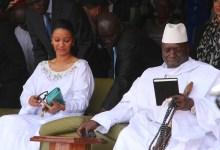 Zineb and Yahya Jammeh