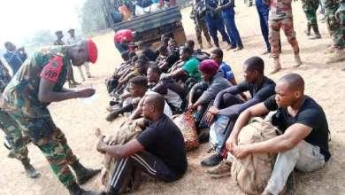 Photo of Western Togoland: Police arrest suspects in Volta Region disturbances