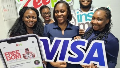 Photo of Zeepay partners Visa to drive digital inclusion in Ghana