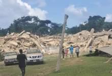 Collapse of Church of Prosperity, Akyem Batabi