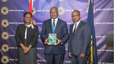 Photo of Bank of Ghana wins Central Bank of the Year award
