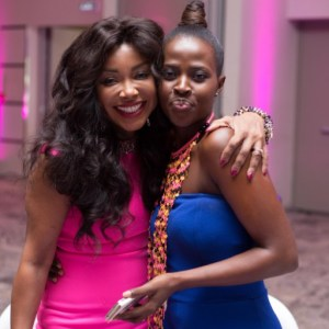 Breast Cancer Awareness: Stephanie Benson and Akosua Agyepong