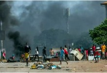 Photo of Post-election violence in Guinea leaves at least 21 dead