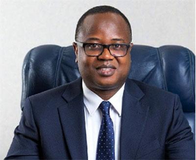 Maxwell Opoku-Afari, First Deputy Governor, Bank of Ghana