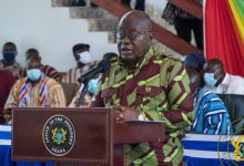 Photo of Tree crop to fetch the nation US$14 billion annually, says Akufo-Addo