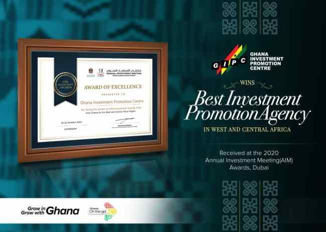 GIPC award