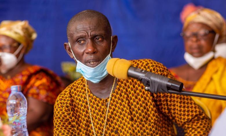 Nana Kofi Ngroh II, chief of Amoanda
