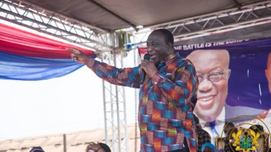 Photo of Akufo-Addo has delivered, give him four more years, says kyerematen