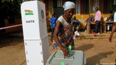 Election in Ghana EU