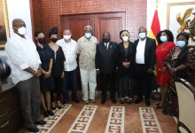 Rawlings family informs President Akufo-Addo officially of Rawlings's death