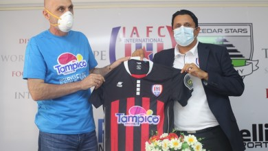 Photo of Inter Allies sign sponsorship deal with Acadia Industries