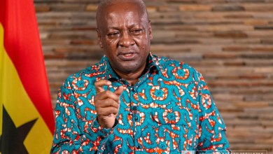 Photo of Stop your false claims about power sector, Mahama tells Akufo-Addo