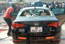 Kumasi shooting incident