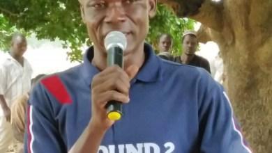 NPP Upper West communication director, Ali Bukari