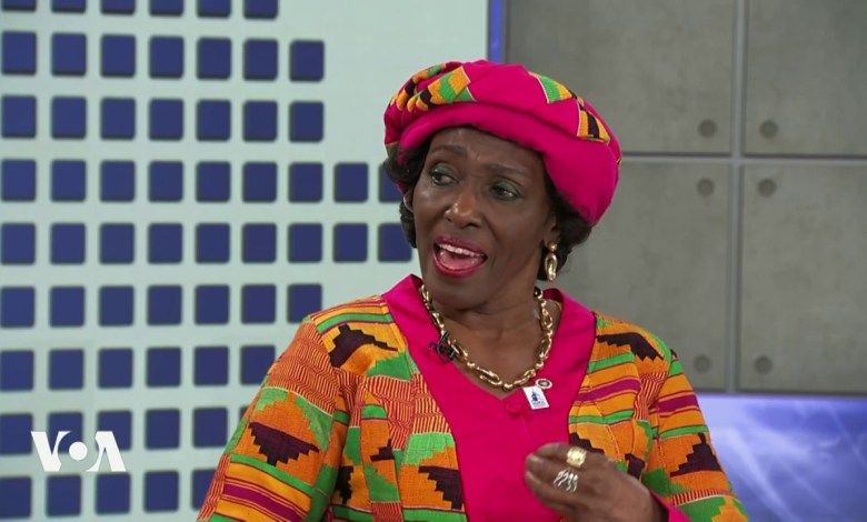 Nana Konadu Agyeman-Rawlings
