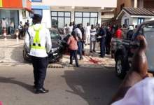 Kumasi shooting incident