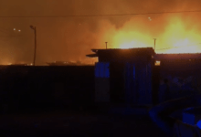 Photo of Fire consumes Odawna Market