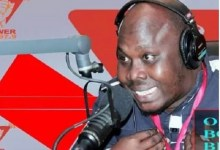 Oheneba Boamah Bennie, journalist with Power FM