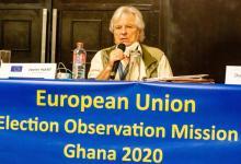 Javier Nart, EU observer mission head
